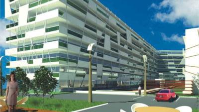 Chiriile la apartamentele noi, cu peste 50% mai mari decat la cele vechi