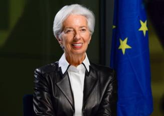 Chirstine Lagarde anticipeaza ca economia Uniunii Europene isi va reveni puternic in semestrul al doilea al acestui an