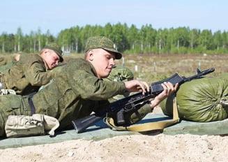 Chisinaul acuza Moscova de incalcarea legii, dupa ce trupe ruse au simulat o interventie pe teritoriul R. Moldova
