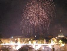 Chiul in masa de Revelion: Aproape toti politistii din Roma s-au dat bolnavi de Anul Nou