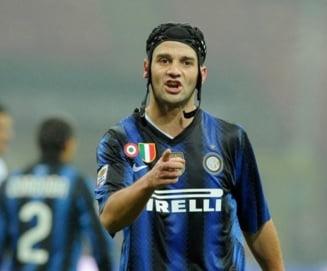 Chivu, eliminat in derbiul cu AC Milan! Inter a pierdut la scor de neprezentare