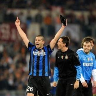 Chivu are probleme la Inter Milano