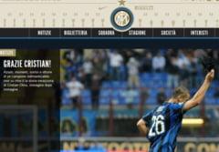 Chivu si-a reziliat contractul cu Inter. Mesaj emotionant din partea clubului italian - oficial