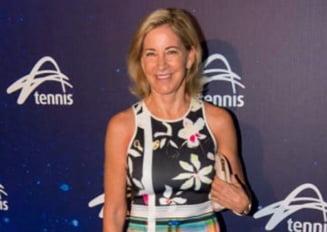 Chris Evert si-a ales favorita la castigarea US Open - ce spune despre Simona Halep