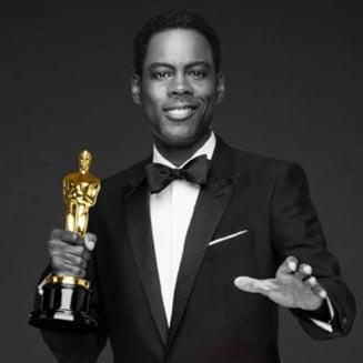 Chris Rock, pus pe glume la Oscar: Inainte, negrii erau prea ocupati sa fie linsati ca sa le mai pese cine castiga (Video)