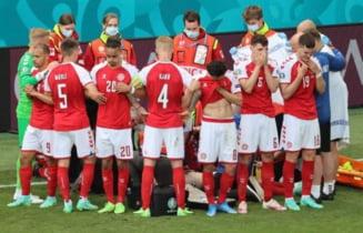 Christian Eriksen s-a întors la Inter! Ce se întâmplă cu mijlocașul danez care a suferit un stop cardiac la EURO VIDEO