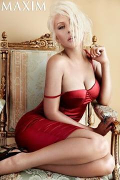 Christina Aguilera, despre viata intima si ce inseamna sa fii sexy