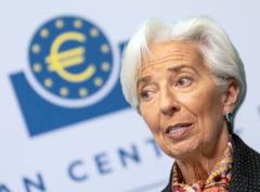 Christine Lagarde: Cresterea economica ramane slaba in zona euro