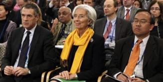 Christine Lagarde: Nu exista alternativa pentru austeritate!