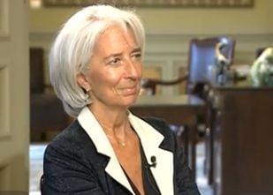 Christine Lagarde: Romania se descurca bine, dar este inca vulnerabila