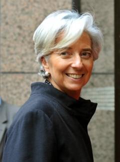 Christine Lagarde, noul director FMI - ce spun liderii mondiali?