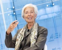 Christine Lagarde a fost nominalizata la presedintia BCE si anunta ca se retrage provizoriu de la conducerea FMI