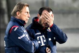 Christoph Daum, acuzat ca-i face favoruri lui Gica Hagi - Interviu