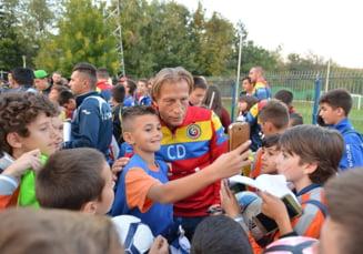 Christoph Daum, despre viitorul sau la nationala: Vorbim dupa meciul cu Polonia