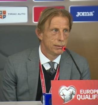 Christoph Daum, dupa meciul cu Muntenegru: Shit happens!