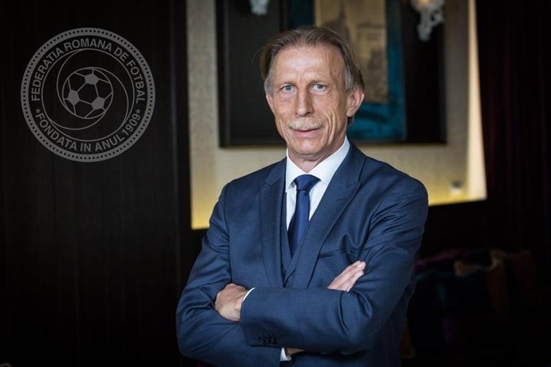 Christoph Daum, noul selectioner al Romaniei - oficial