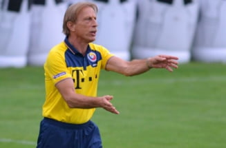Christoph Daum face o declaratie neasteptata dupa infrangerea Stelei in derbiul cu Dinamo
