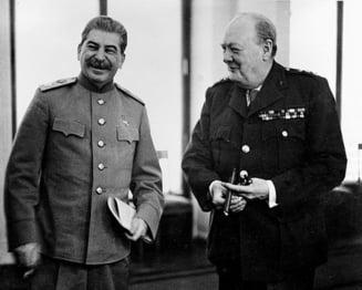 Churchill a cerut SUA sa arunce bomba atomica asupra URSS - document FBI (Video)