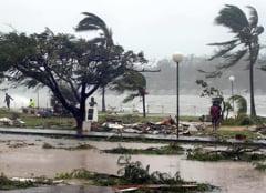 Ciclonul Pam a lasat dezastru in urma. A fost cea mai mare furtuna din istoria Pacificului (Galerie foto)