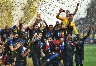 Cifre uluitoare anuntate de FIFA: Cate persoane au urmarit finala Cupei Mondiale din Rusia