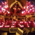 Cinci ani de la catastrofa care a ucis 65 de tineri si a ranit sute. Lant uman intre Curtea de Apel Bucuresti si clubul Colectiv in memoria victimelor