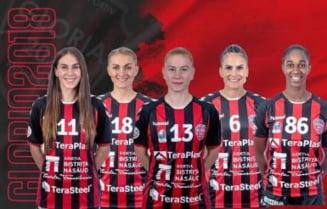 Cinci jucatoare al Gloriei, convocate la echipele nationale!