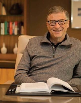Cinci lectii de viata de la Bill Gates