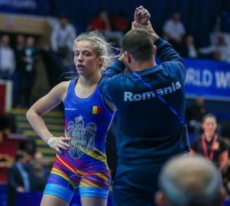 Cinci medalii pentru Romania la Campionatele Mondiale de lupte U23