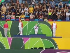 Cinci medalii pentru Romania la Festivalul Olimpic al Tineretului European