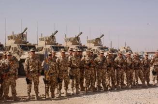 Cinci militari romani au fost raniti in Afganistan UPDATE MApN a anuntat numele lor