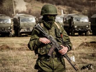 Cinci militari ucraineni, arestati in Rusia