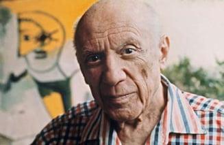 Cinci picturi, printre care o litografie de Picasso, furate din Marsilia
