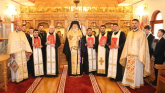 Cinci preoti din cadrul Episcopiei Sloboziei si Calarasilor au fost hirotoniti