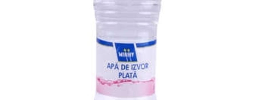 Cinci sortimente de apa retrase din magazine de ANPC: Nu erau sigure pentru consum (Video)