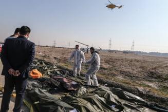 Cinci tari cer Iranului compensatii pentru familiile victimelor avionului doborat de Teheran