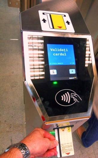 Cinci tipuri noi de cartele la metrou incepand de azi. Vezi cat costa abonamentul pe un an