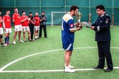 Cine a castigat Cupa Politiei Giurgiuvene la Minifotbal?
