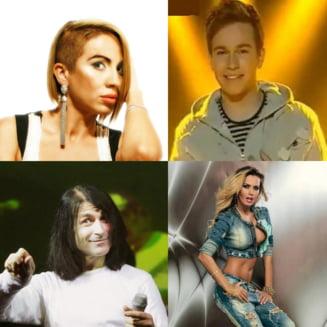 Cine a facut cea mai indrazneata schimbare de look? - Sondaj Ziare.com