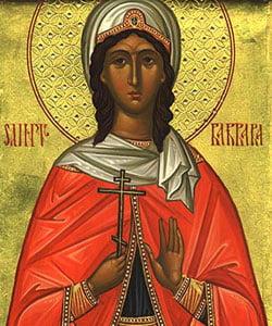 Cine a fost Sfanta Varvara, sarbatorita pe 4 decembrie. Obiceiurile din aceasta zi