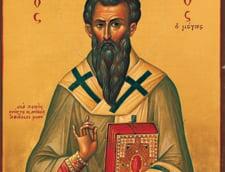 Cine a fost Sfantul Vasile, pe care il sarbatorim astazi