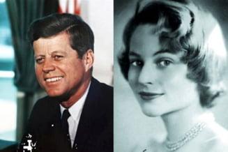 Cine a fost amanta secreta din Europa a lui John F. Kennedy. Scrisorile lor de dragoste, scoase la licitatie, valoreaza o avere