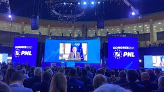Cine a fost cel mai votat prim-vicepreședintele la congresul PNL. L-a întrecut cu 500 de voturi pe Rareș Bogdan