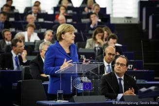 Cine ar putea fi succesorul cancelarului Angela Merkel. Democratii germani isi aleg sambata noul presedinte