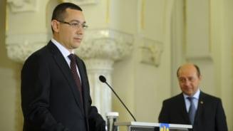 Cine are de pierdut in urma atacurilor dintre Traian Basescu si Victor Ponta? - sondaj Ziare.com