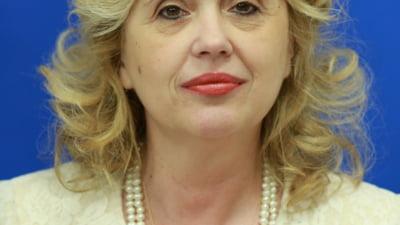 Cine e Camelia Gavrila, propusa ministru al Educatiei: Inspectoratul Scolar Iasi, amendat sub conducerea ei pentru segregarea romilor