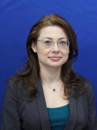 Cine e Consuela Florea, viitor sef al comisiei de ancheta: A lucrat pentru Voiculescu si Grapini