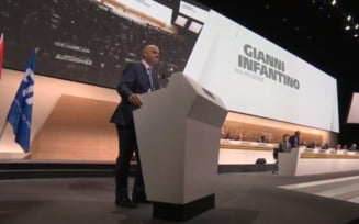 Cine e Gianni Infantino, noul presedinte al FIFA