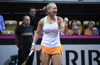 Cine e Kiki Bertens, urmatoarea adversara a Simonei Halep la Wimbledon
