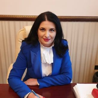 Cine e Liliana Toderiuc Fedorca, numita consilier personal al lui Nicusor Dan la invatamant si cultura