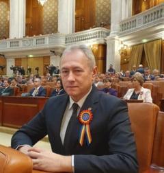 Cine e Lucian Heius, propus la Finante in Guvernul Citu: Deputat la primul mandat, are 4 masini si creste oi
